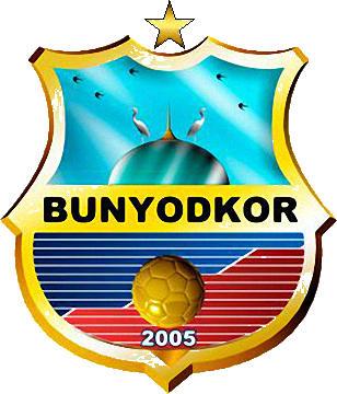 Escudo de F.C. BUNYODKOR (UZBEKISTÁN)