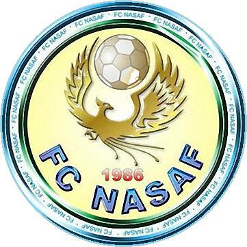 Escudo de F.C. NASAF (UZBEKISTÁN)