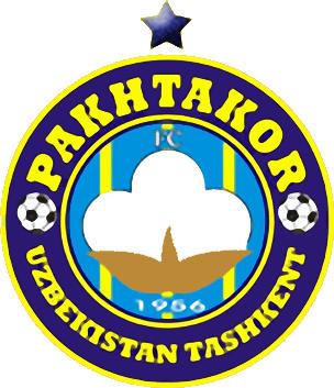 Escudo de F.C. PAKHTAKOR (UZBEKISTÁN)