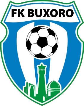 Escudo de F.K. BUXORO (UZBEKISTÁN)