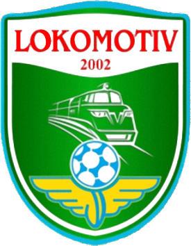 Escudo de P.F.C. LOKOMOTIV TASHKENT (UZBEKISTÁN)