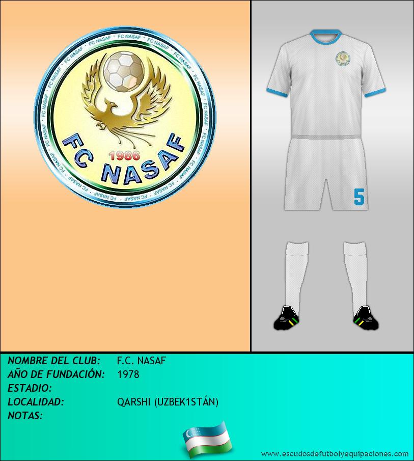 Escudo de F.C. NASAF
