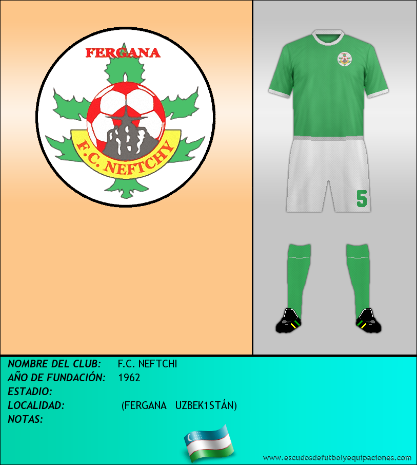 Escudo de F.C. NEFTCHI