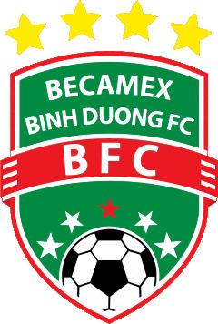Escudo de BECAMEX BINH DUONG F.C. (VIETNAM)