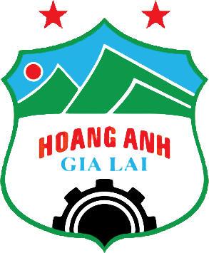Escudo de HOANG ANH GIA LAI F.C. (VIETNAM)