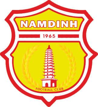 Escudo de NAMDINH F.C. (VIETNAM)