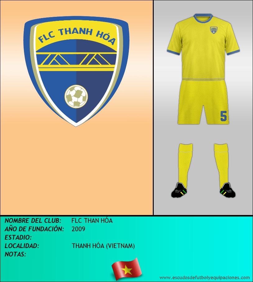 Escudo de FLC THAN HÓA