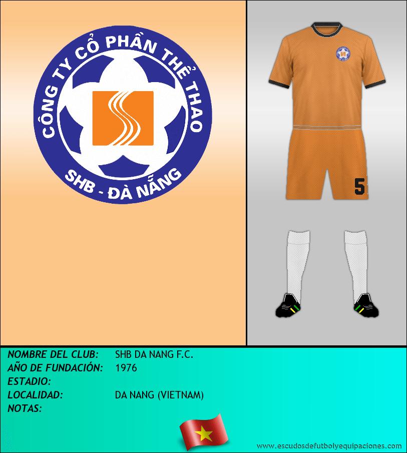 Escudo de SHB DA NANG F.C.