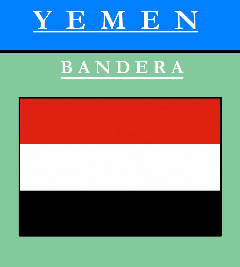 Escudo de BANDERA DE YEMEN