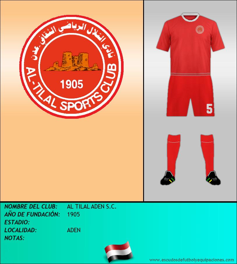 Escudo de AL TILAL ADEN S.C.