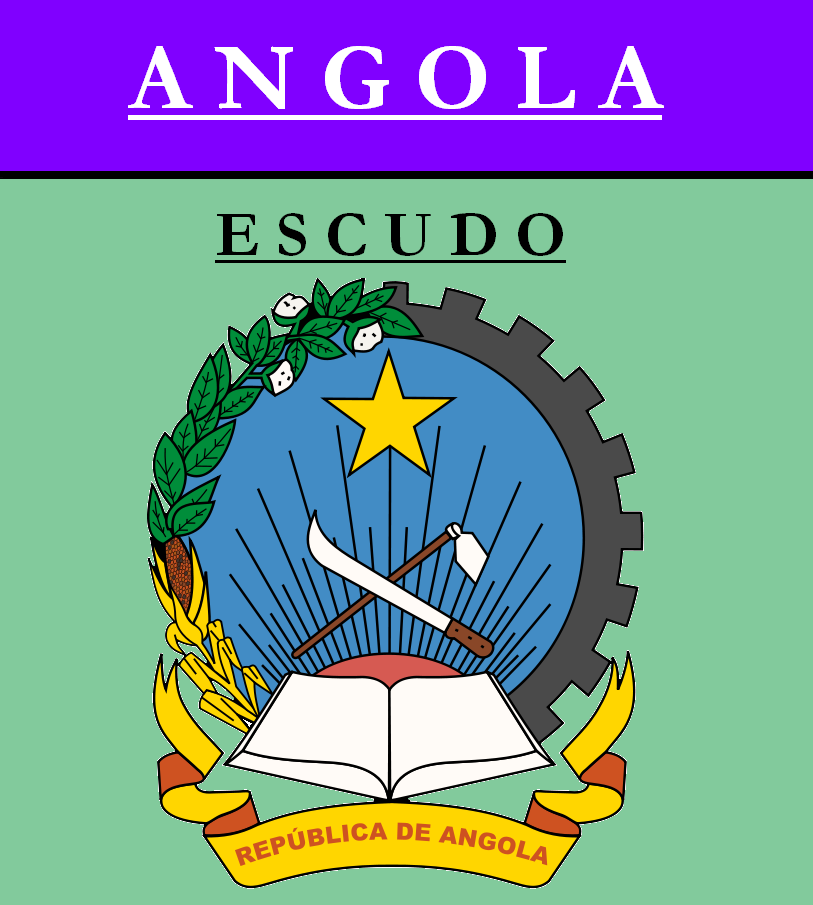 Escudo de ESCUDO DE ANGOLA