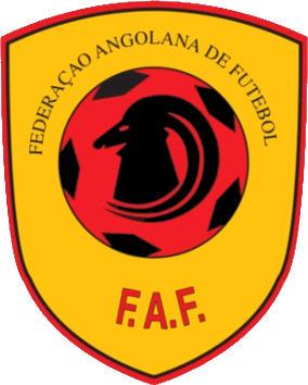 Escudo de SELECCIÓN ANGOLEÑA DE FÚTBOL (ANGOLA)