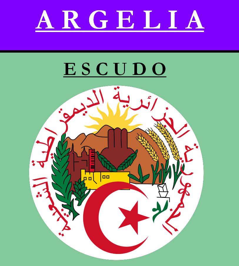 Escudo de ESCUDO DE ARGELIA
