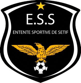 Escudo de ENTENTE SPORTIVE DE SETIF (ARGELIA)