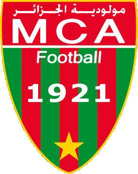 Escudo de MOULOUDIA C. DE ARGEL (ARGELIA)