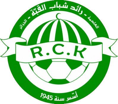 Escudo de RC KOUBA (ARGELIA)