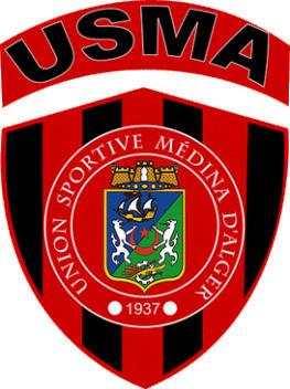 Escudo de U.S.M. ALGER (ARGELIA)