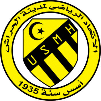 Escudo de U.S.M. EL HARRACH (ARGELIA)