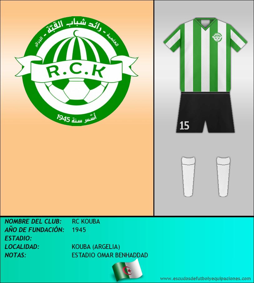 Escudo de RC KOUBA