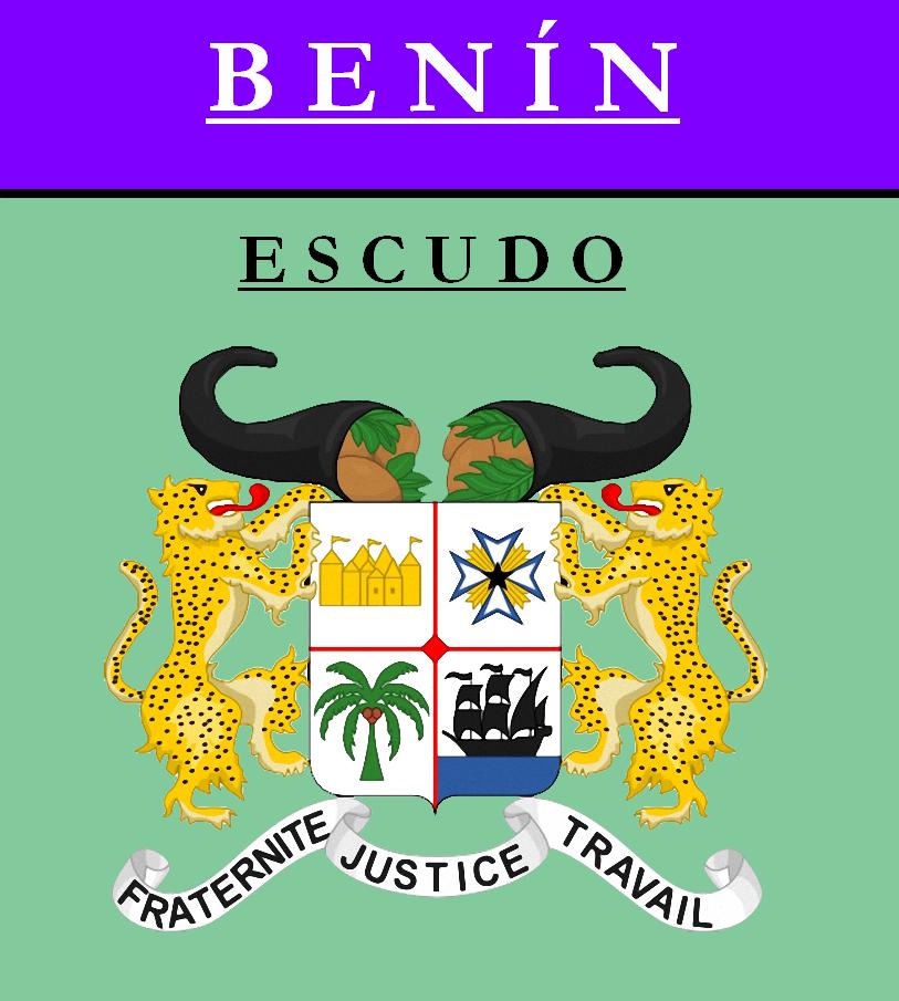 Escudo de ESCUDO DE BENÍN