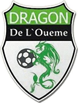 Escudo de AS DRAGON FC DE L'OUEME (BENÍN)