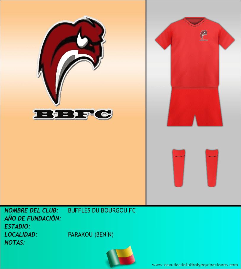 Escudo de BUFFLES DU BOURGOU FC