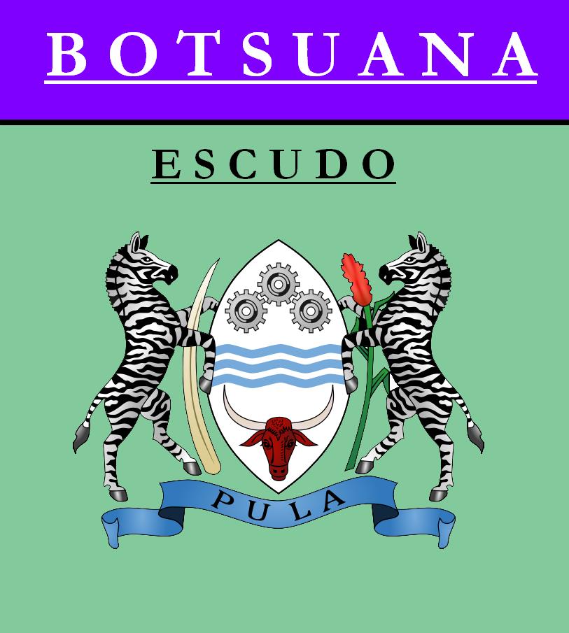 Escudo de ESCUDO DE BOTSUANA