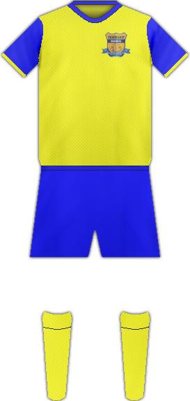 Equipación TOWNSHIP ROLLERS FC