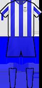 Equipación EXTENSION GUNNERS FC