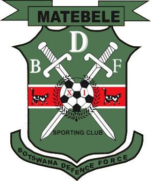 Escudo de BOTSWANA DEFENSE FORCE XI FC (BOTSUANA)