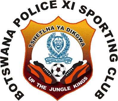 Escudo de BOTSWANA POLICE XI SC (BOTSUANA)