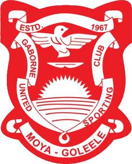 Escudo de GABORONE UNITED SC (BOTSUANA)