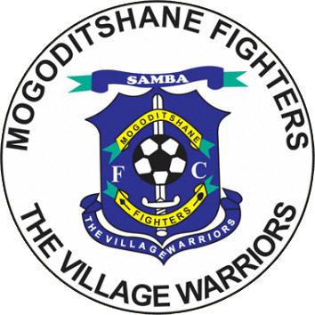 Escudo de MOGODITSHANE FIGHTERS (BOTSUANA)