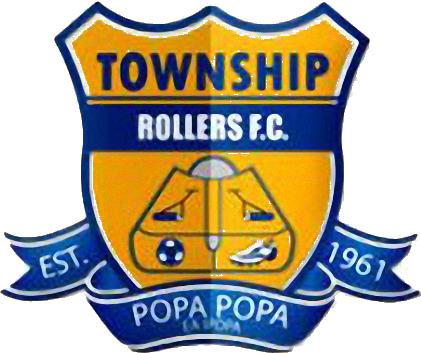 Escudo de TOWNSHIP ROLLERS FC (BOTSUANA)