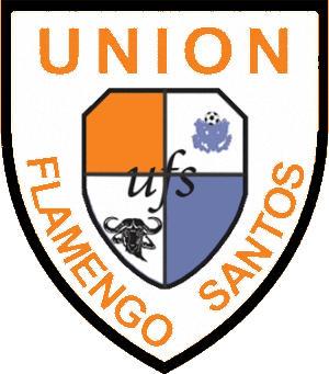 Escudo de UNIÓN FLAMENGO SANTOS FC (BOTSUANA)