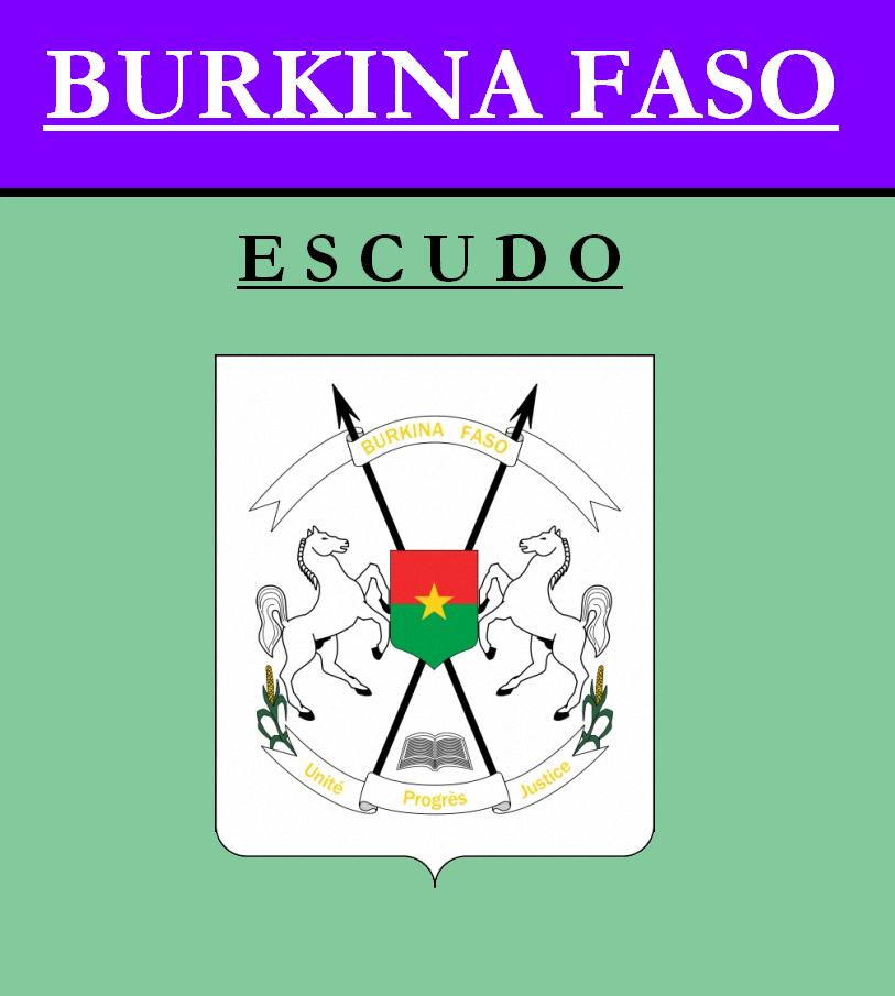 Escudo de ESCUDO DE BURKINA FASO