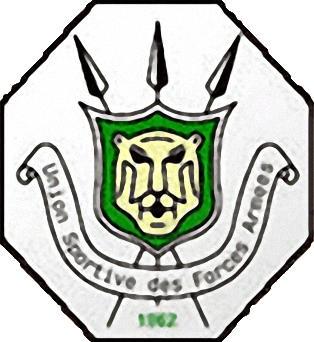 Escudo de UNIÓN S`PORTIVE DES FORCES ARMEES (BURKINA FASO)