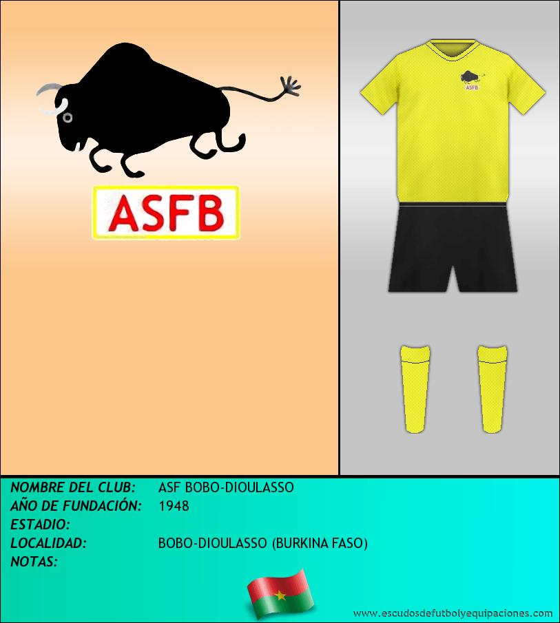 Escudo de ASF BOBO-DIOULASSO