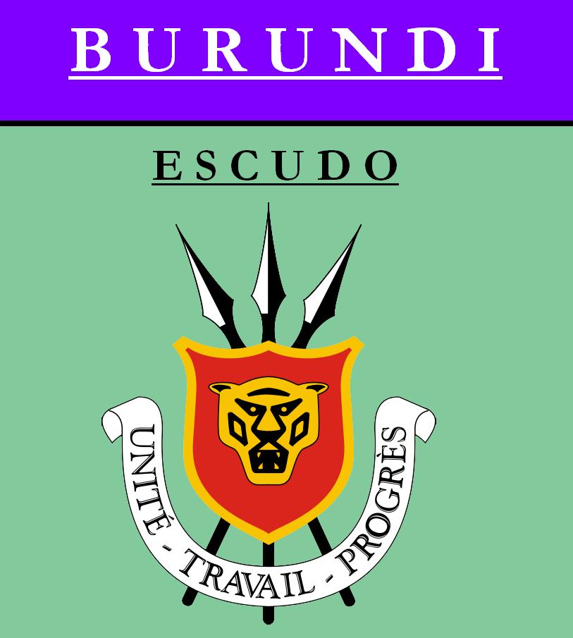 Escudo de ESCUDO DE BURUNDI