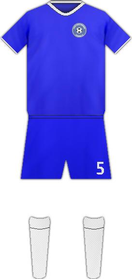 Equipación L.L.B  ACADEMIC FC