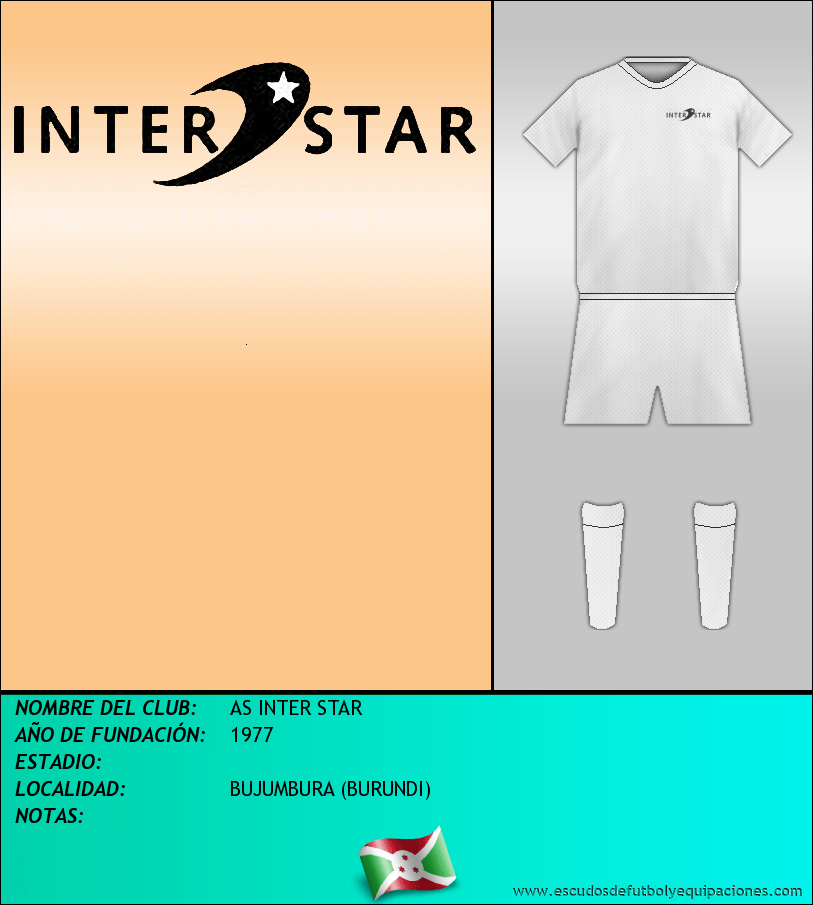 Escudo de AS INTER STAR