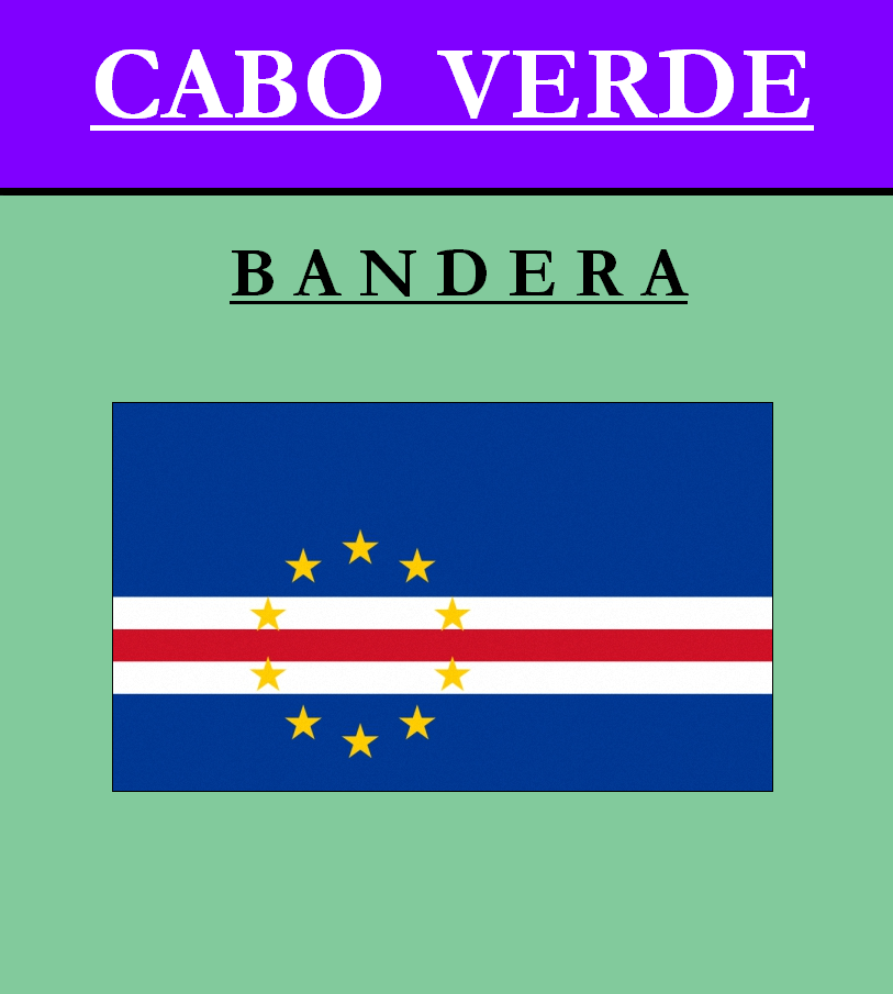 Escudo de BANDERA DE CABO VERDE