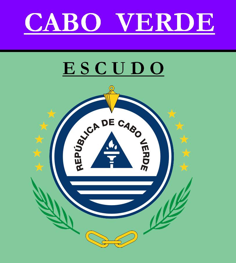 Escudo de ESCUDO DE CABO VERDE