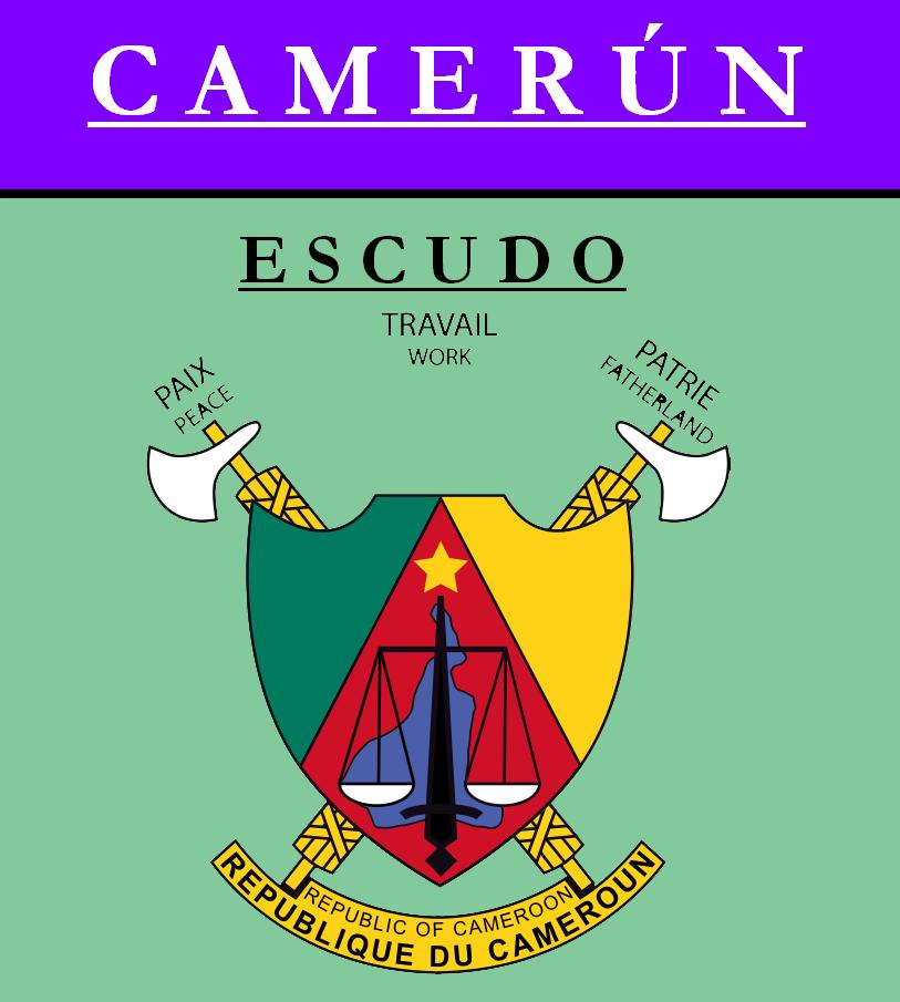 Escudo de ESCUDO DE CAMERÚN