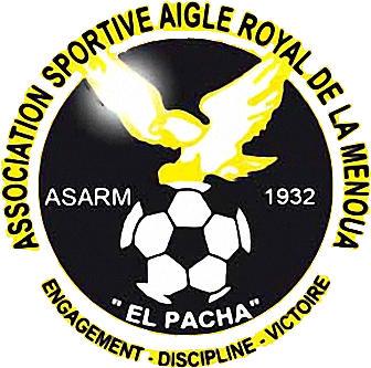 Escudo de AIGLE ROYAL MENOUA (CAMERÚN)