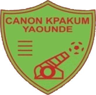 Escudo de CANON YAOUNDE (CAMERÚN)