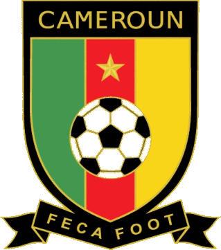 Escudo de SELECCIÓN DE CAMERÚN (CAMERÚN)