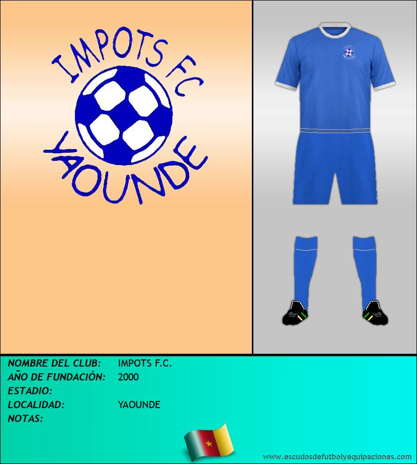 Escudo de IMPOTS F.C.