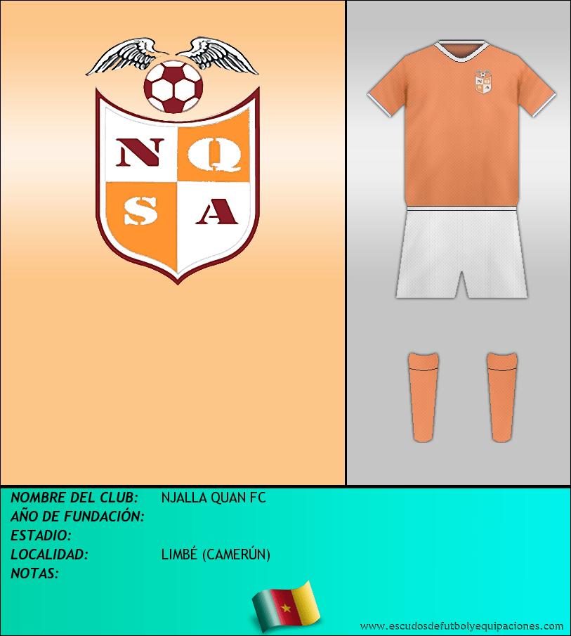 Escudo de NJALLA QUAN FC