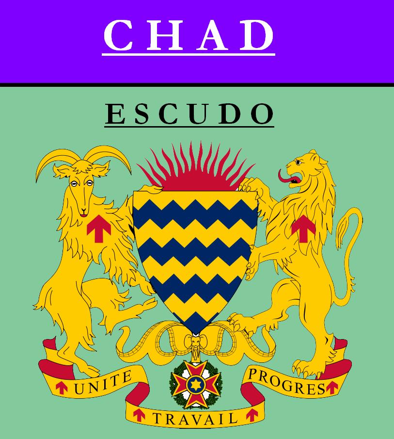 Escudo de ESCUDO DE CHAD